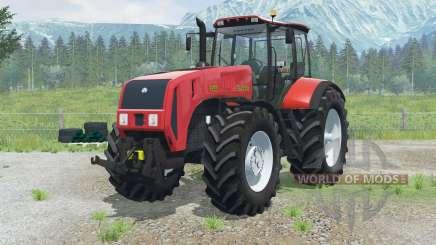 MTH 3522 Bielorrusia para Farming Simulator 2013