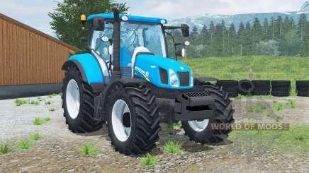 New Holland Ʈ6.160 para Farming Simulator 2013