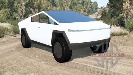 Tesla Cybertruck prototype 2019 para BeamNG Drive