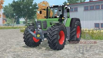 Fendt Favorit 824 Turboshifƫ para Farming Simulator 2015