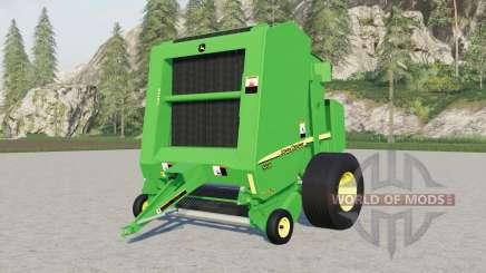 John Deere ⴝ68 para Farming Simulator 2017