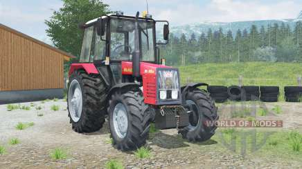 MTH-820.4 Belaruꞔ para Farming Simulator 2013