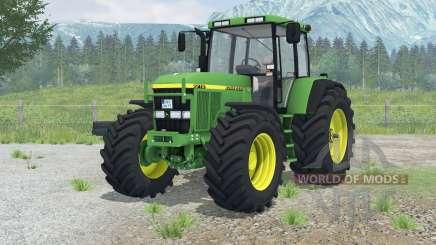 John Deerꬴ 7710 para Farming Simulator 2013