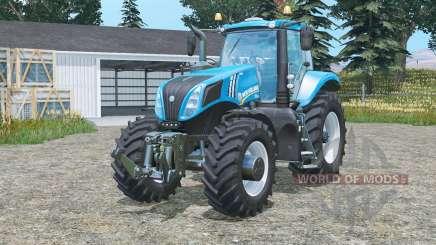 New Holland T8.320〡T8.435 para Farming Simulator 2015