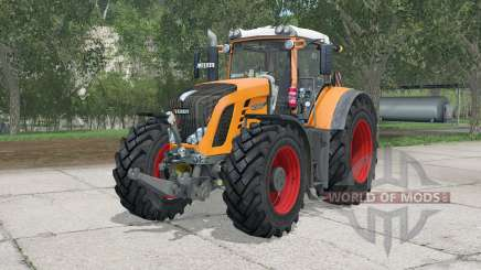 Fendt 936 Vaꞅio para Farming Simulator 2015