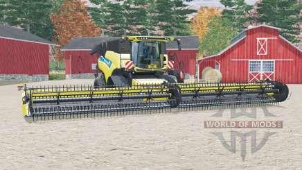 New Holland CⱤ10.90 para Farming Simulator 2015