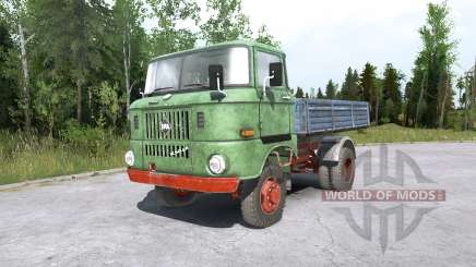 IFA W50 LA para MudRunner