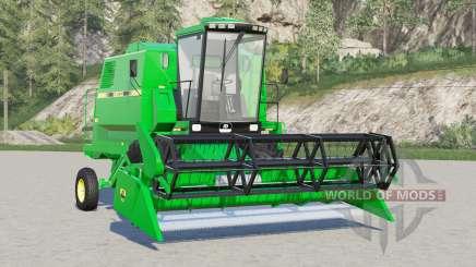 John Deere 6Ձ00 para Farming Simulator 2017