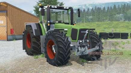 Fendt Favorit 824 Turboshifƫ para Farming Simulator 2013