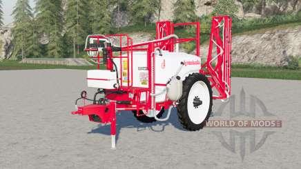 Agromehanika AGS 3500 para Farming Simulator 2017
