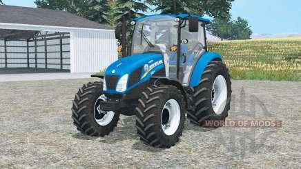 New Holland T4.7ƽ para Farming Simulator 2015