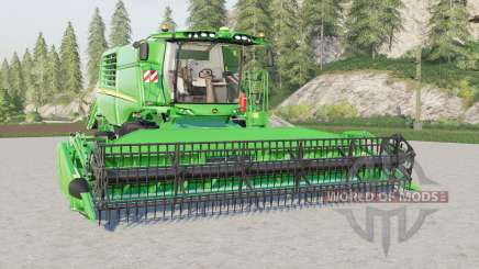 John Deere W500-series para Farming Simulator 2017