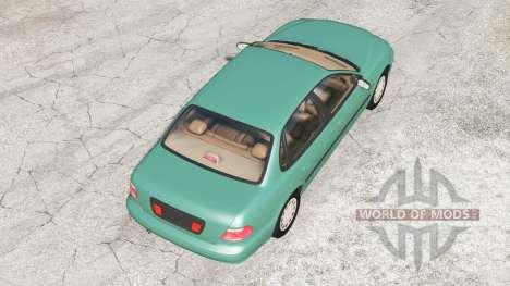 Ibishu Pessima CX v2.1 para BeamNG Drive
