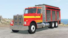 Gavril T-Series Fire Truck para BeamNG Drive