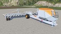 Amazone Condor 15001 increased working speed para Farming Simulator 2017