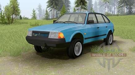 Moscú-2141 para Spin Tires