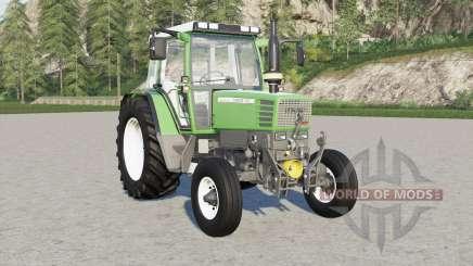 Fendt Farmer 307〡308〡309 Turboshift para Farming Simulator 2017