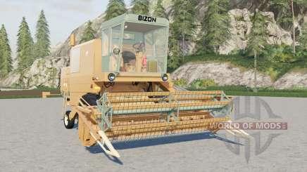 Bizon Supⱸr Z056 para Farming Simulator 2017