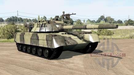 T-80UD para BeamNG Drive