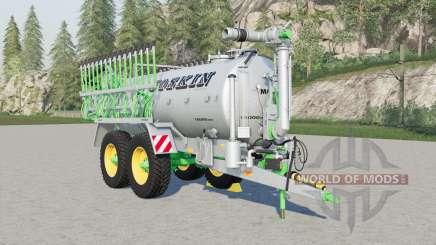 Joskin ModuloԶ 16000 MEB para Farming Simulator 2017