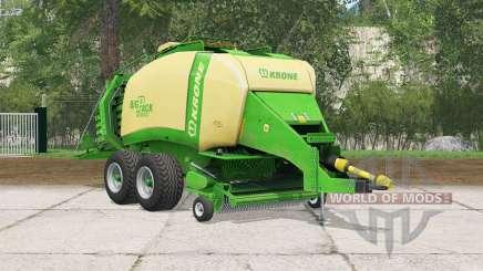 Krone BiG Pack 1290 HDP (XC) para Farming Simulator 2015