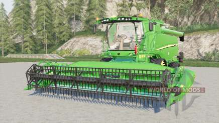 John Deere T550i〡T560i〡T660i〡T670i para Farming Simulator 2017