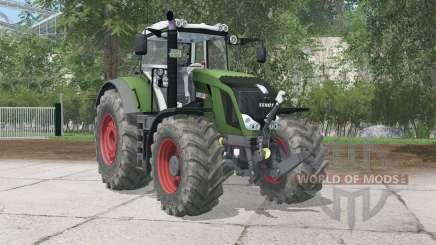 Fendt 828 Vario full lighting para Farming Simulator 2015