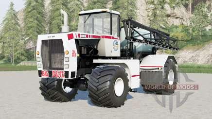 Big Brute 425-100 with more correct wheels para Farming Simulator 2017