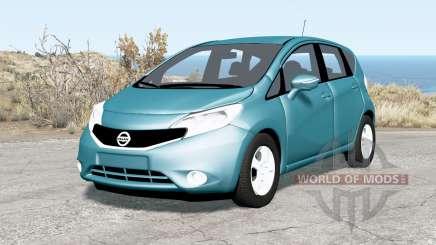 Nissan Note (E12) 2013 para BeamNG Drive