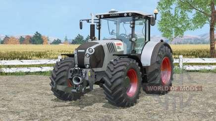 Claas Arion 650 storm gray para Farming Simulator 2015