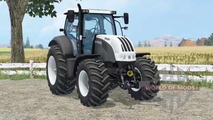 Steyr 6160 CVT para Farming Simulator 2015