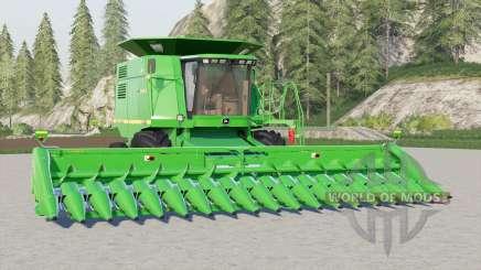 John Deere 9600〡9610 para Farming Simulator 2017
