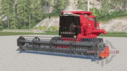 Vassalli 1200 para Farming Simulator 2017