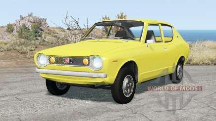 Datsun Cherry 100A 2-door sedan (E10) 1972 para BeamNG Drive