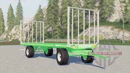 Joskin Wago TR৪000 para Farming Simulator 2017