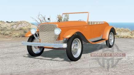 Classic Car v0.98.6 para BeamNG Drive