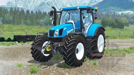 New Holland Ŧ6.160 para Farming Simulator 2013