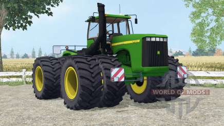 John Deere 9400 washable para Farming Simulator 2015