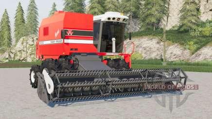 Massey Ferguson 5650 Advanceᶑ para Farming Simulator 2017