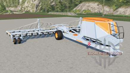 Amazone Condor 15001 increased working speed para Farming Simulator 2017