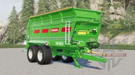 Bergmann TSW 6240 W unlimited para Farming Simulator 2017