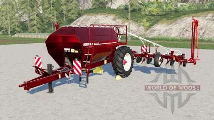 Horsch Maestro 12.75 SW with color choice para Farming Simulator 2017