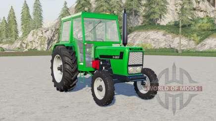 Deutz D 6207 para Farming Simulator 2017