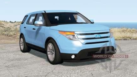 Ford Explorer Limited (U502) 2011 para BeamNG Drive