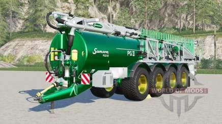 Samson PGII 42 para Farming Simulator 2017