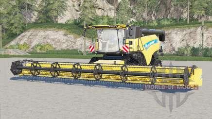 New Holland CR-serieʂ para Farming Simulator 2017