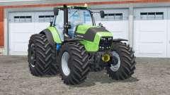 Deutz-Fahr 7250 TTV Agrotron〡con cargador delantero para Farming Simulator 2015