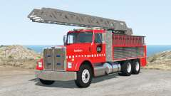 Gavril T-Series Fire Truck v1.1 para BeamNG Drive