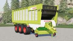 Krone ZX 560 GD〡re-skinned como Claas para Farming Simulator 2017