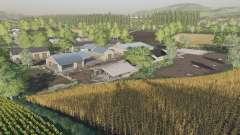 The Old Stream Farm v1.1 para Farming Simulator 2017